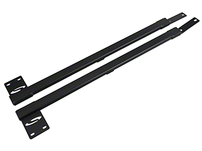 Steeda Ultra-Lite Low Profile Chassis Jacking Rails (05-14 All)