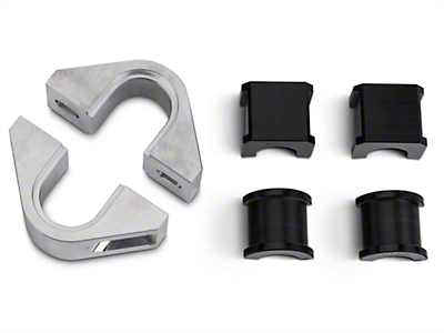 Steeda 1-1/8 in. Front Swaybar Mount Kit w/ Delrin Bushings (15-18 All)