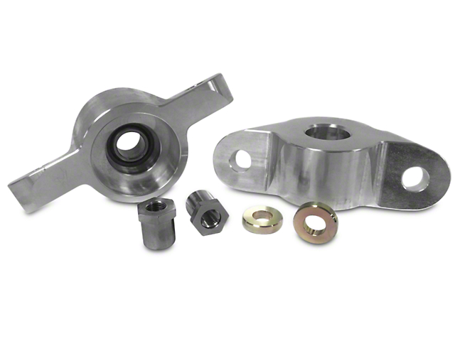 Steeda Billet Rear Shock Mounts (15-17 GT, EcoBoost, V6)
