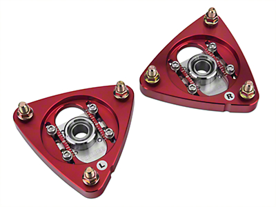 Pedders Adjustable Camber Plates (15-17 All)