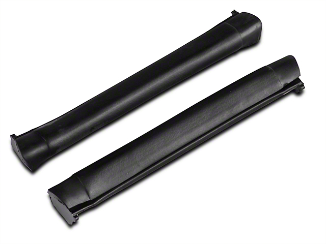 OPR Convertible Top Center Side Rail Weatherstrips - Pair (94-04 Convertible)