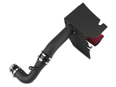 SR Performance Cold Air Intake - Black (15-17 EcoBoost)