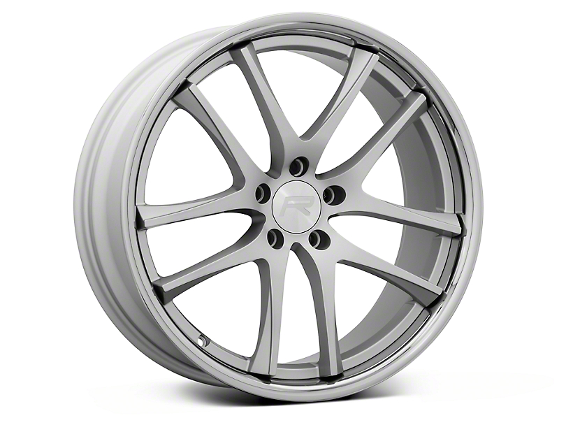 Rovos Cape Town Satin Silver Wheel - 20x8.5 (05-14 All)