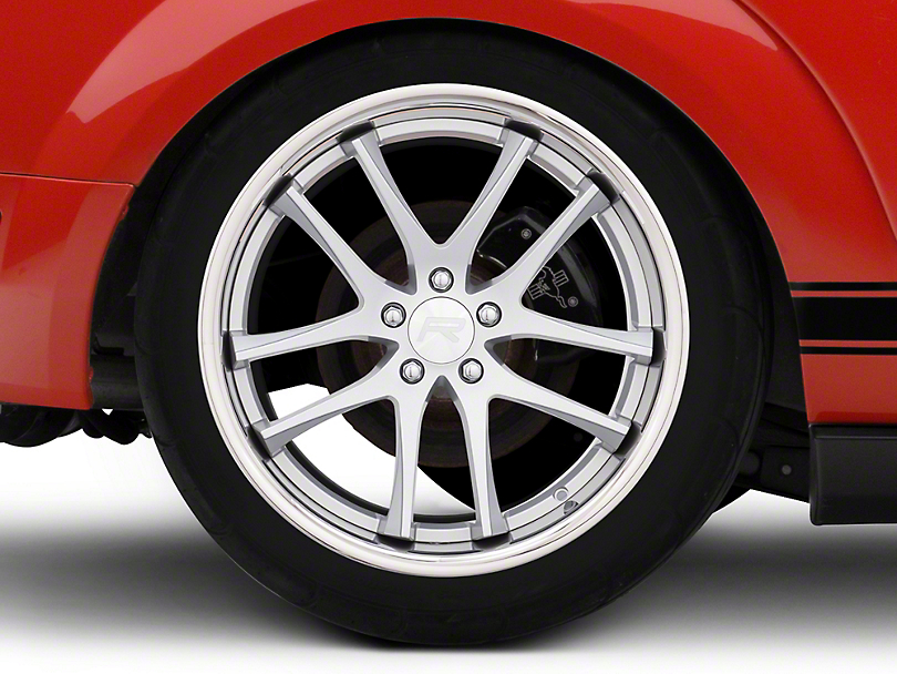 Rovos Cape Town Satin Silver Wheel - 20x10 (05-14 All)