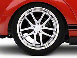 Rovos Cape Town Satin Silver Wheel - 20x10 - Rear Only (05-14 All)