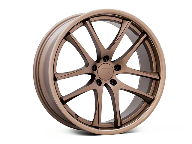 Rovos Cape Town Satin Bronze Wheel - 20x8.5 (15-20 GT, EcoBoost, V6)