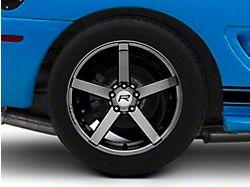 Rovos Durban Black Chrome Wheel - 18x10.5 - Rear Only (94-04 All)