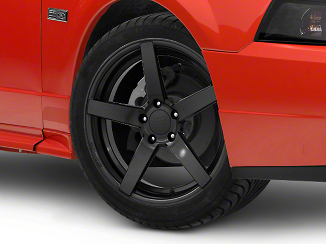 Rovos Durban Gloss Gunmetal Wheel; 18x9 (99-04 All)