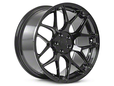 Rovos Pretoria Gloss Black Wheel - 20x8.5 (05-14 All)