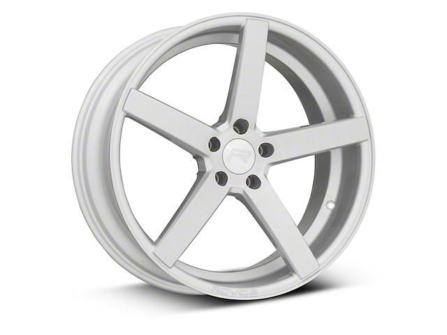 Rovos Durban Gloss Silver Wheel - 20x8.5 (15-18 GT, EcoBoost, V6)