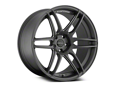 Avant Garde M368 Dolphin Gray Wheel - 19x8.5 (15-17 All)