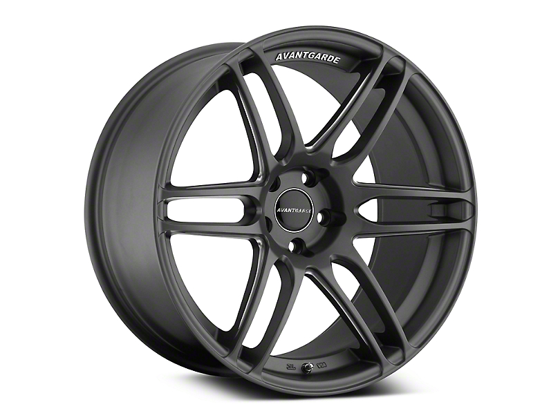 Avant Garde M368 Dolphin Gray Wheel - 19x9.5 (05-14 All)