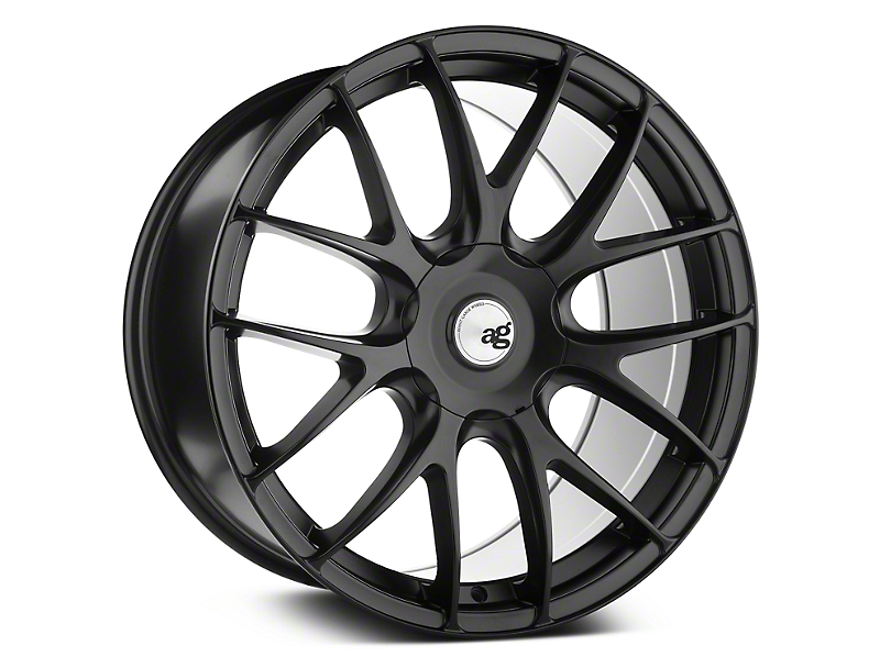 Avant Garde M410 Matte Black Wheel - 19x8.5 (15-17 All)