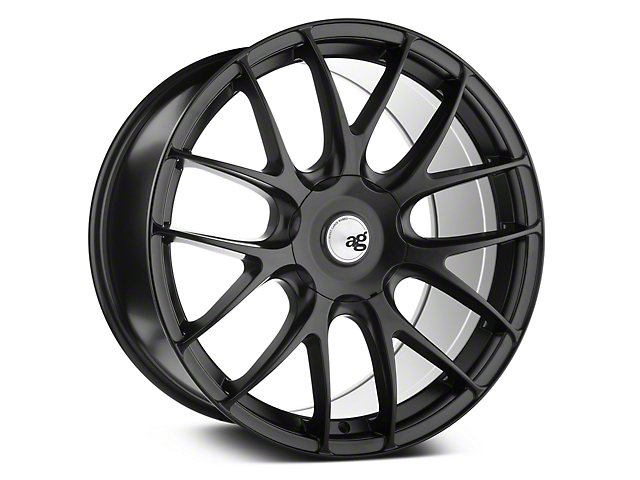 Avant Garde M410 Matte Black Wheel - 19x8.5 (15-19 All)