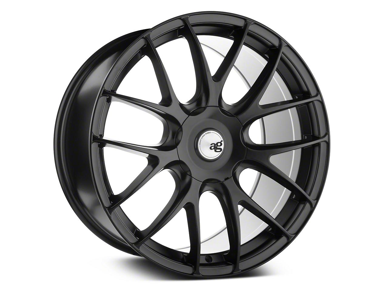 Avant Garde M410 Matte Black Wheel - 20x8.5 (15-19 GT, EcoBoost, V6)
