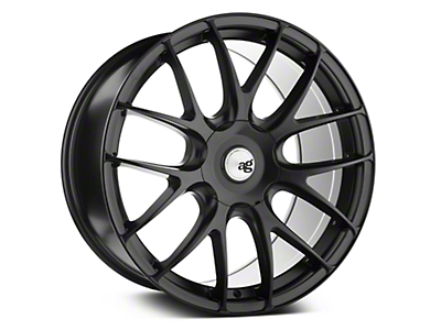 Avant Garde M410 Matte Black Wheel - 20x10 (15-19 All)