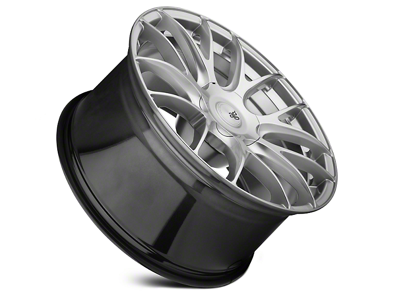 Avant Garde M410 Hyper Silver Wheel - 19x8.5 (15-17 All)