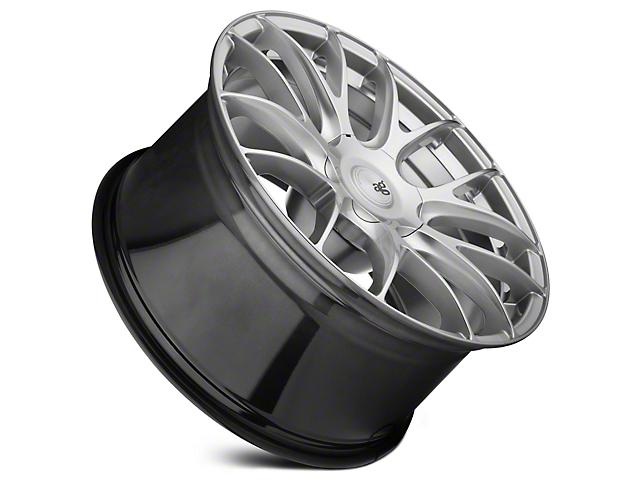Avant Garde M410 Hyper Silver Wheel - 19x8.5 (15-18 All)