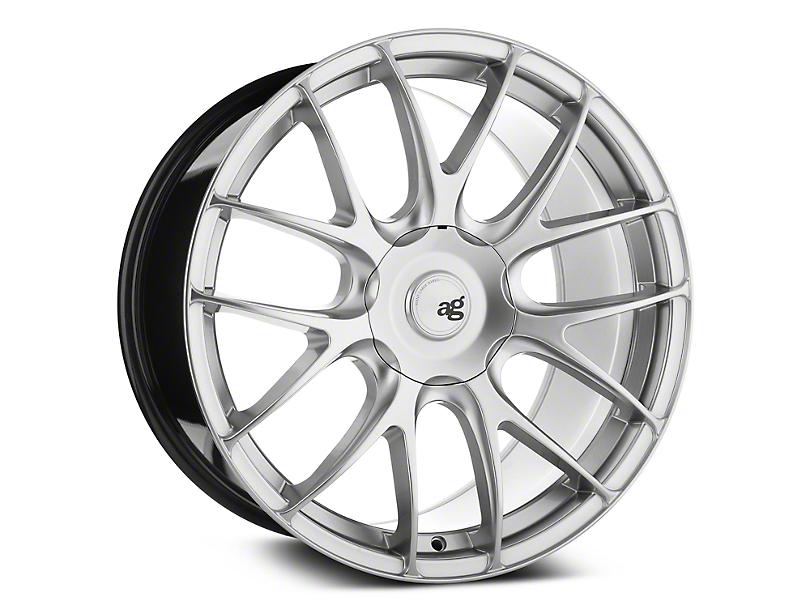 Avant Garde M410 Hyper Silver Wheel - 19x9.5 (15-19 All)