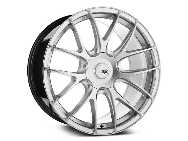 Avant Garde M410 Hyper Silver Wheel - 20x8.5 (15-18 GT, EcoBoost, V6)