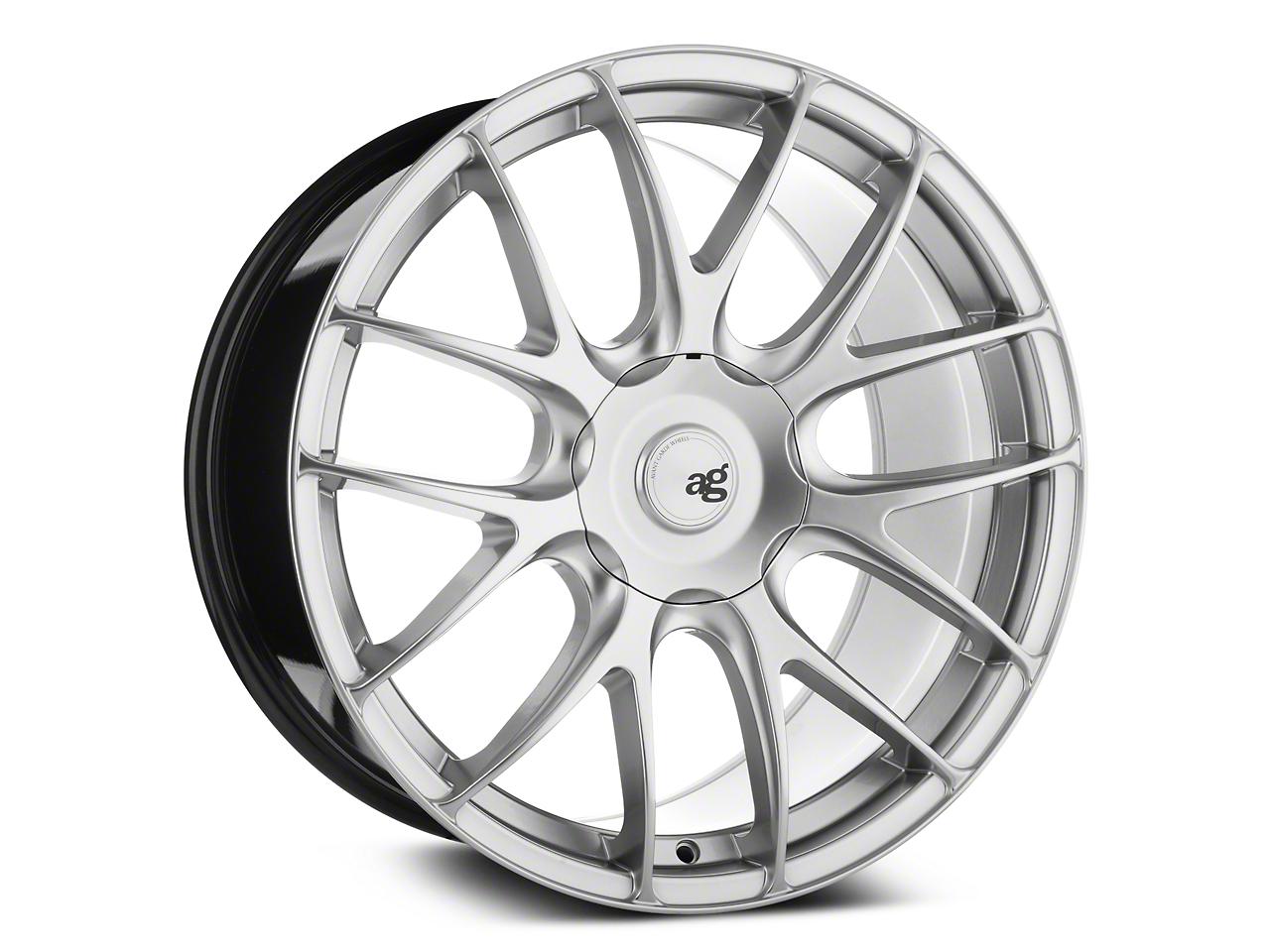 Avant Garde M410 Hyper Silver Wheel - 20x10 (15-19 All)
