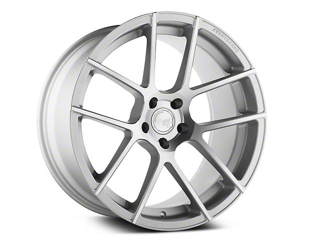 Avant Garde M510 Satin Silver Wheel - 20x8.5 (15-17 GT, EcoBoost, V6)