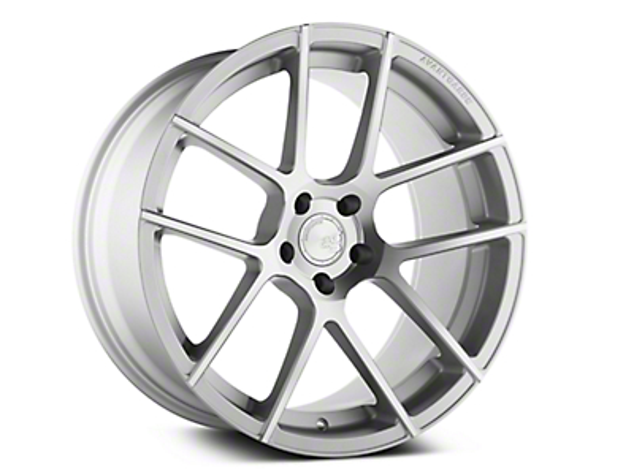 Avant Garde M510 Satin Silver Wheel - 20x8.5 (15-17 All)