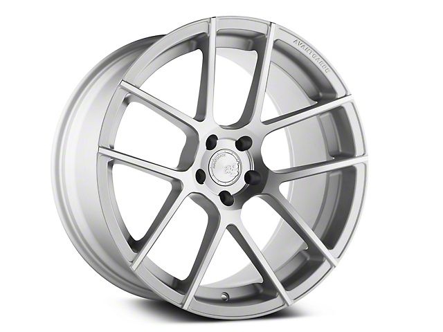 Avant Garde M510 Satin Silver Wheel - 20x10 (15-18 All)