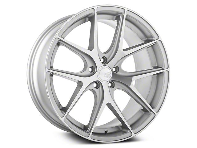 Avant Garde M580 Satin Silver Wheel - 19x8.5 (15-19 All)