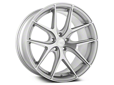 Avant Garde M580 Satin Silver Wheel - 19x8.5 (15-18 All)