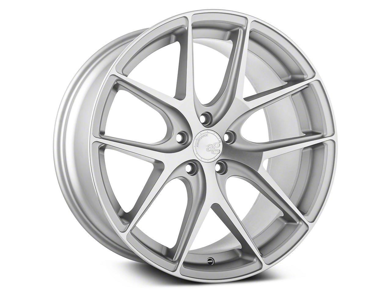 Avant Garde M580 Satin Silver Wheel - 19x9.5 (05-14 All)