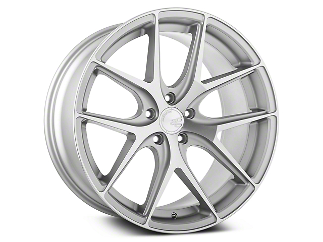 Avant Garde M580 Satin Silver Wheel - 20x10 (15-18 All)