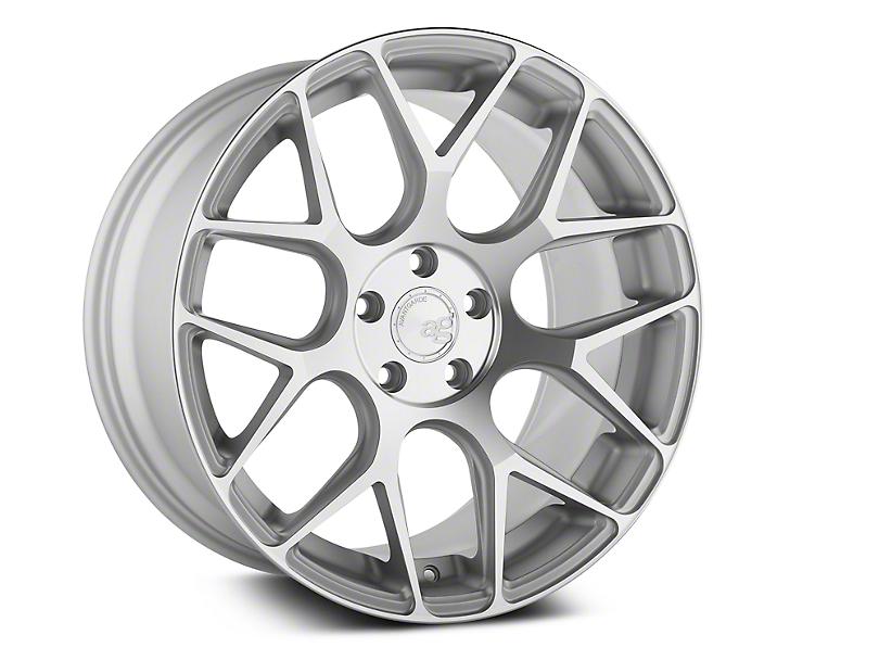 Avant Garde M590 Satin Silver Wheel - 20x10 - Rear Only (10-14 All)