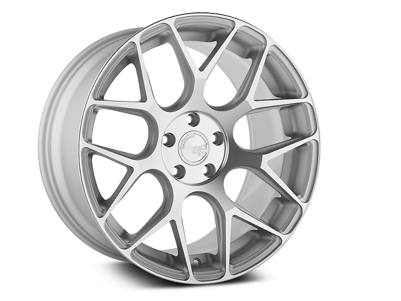 Avant Garde M590 Satin Silver Wheel - 19x8.5 (15-18 All)