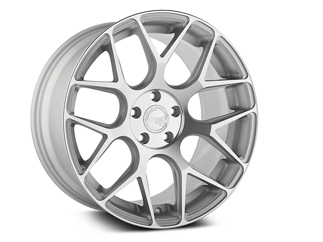 Avant Garde M590 Satin Silver Wheel - 19x8.5 (15-19 All)
