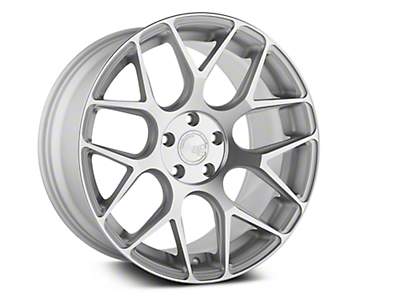 Avant Garde M590 Satin Silver Wheel - 20x10 (15-18 All)