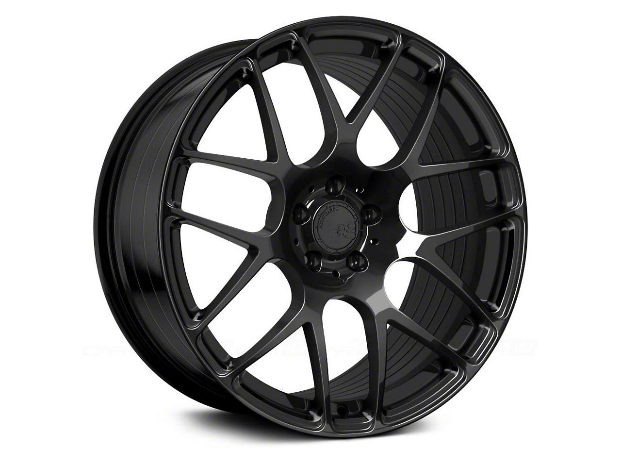 Avant Garde M610 Matte Black Wheel - 20x9 (15-19 GT, EcoBoost, V6)