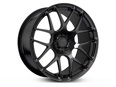 Avant Garde M610 Matte Black Wheel - 20x10 (15-19 All)