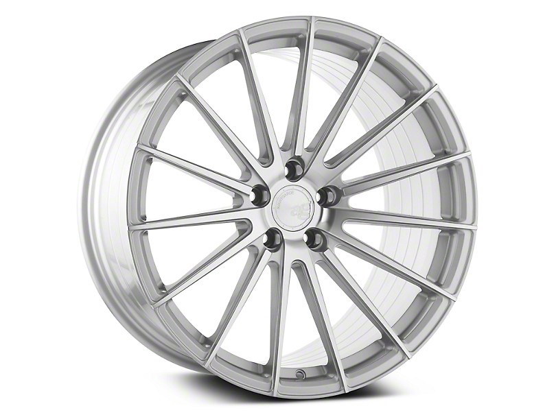 Avant Garde M615 Silver Machined Wheel - 19x8.5 (15-19 All)