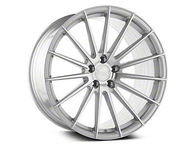 Avant Garde M615 Silver Machined Wheel - 19x9.5 (15-18 All)
