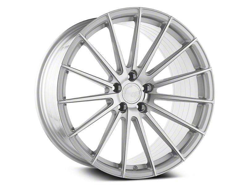 Avant Garde M615 Silver Machined Wheel - 20x9 (05-14 All)