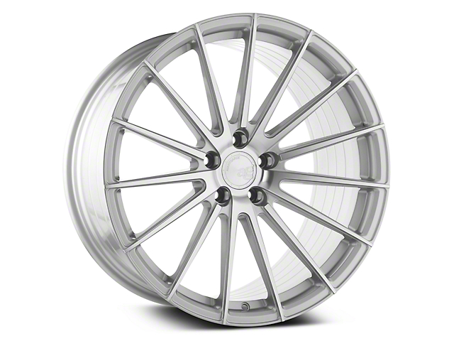 Avant Garde M615 Silver Machined Wheel - 20x10 (05-14 All)