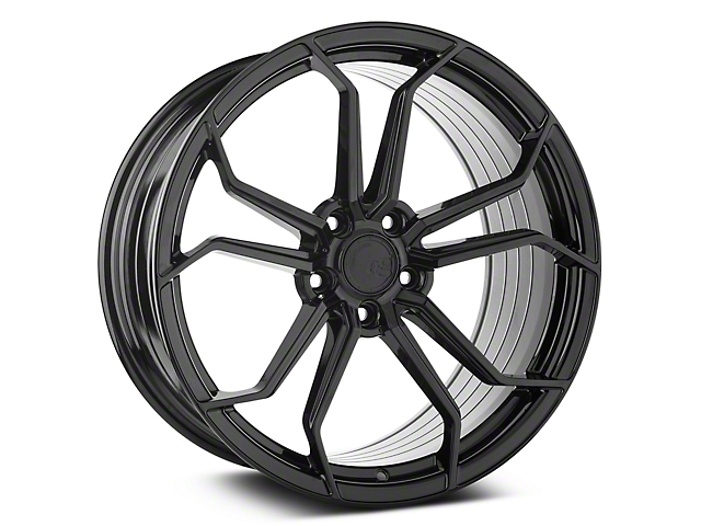 Avant Garde M632 Gloss Black Wheel - 20x10 - Rear Only (15-19 GT, EcoBoost, V6)