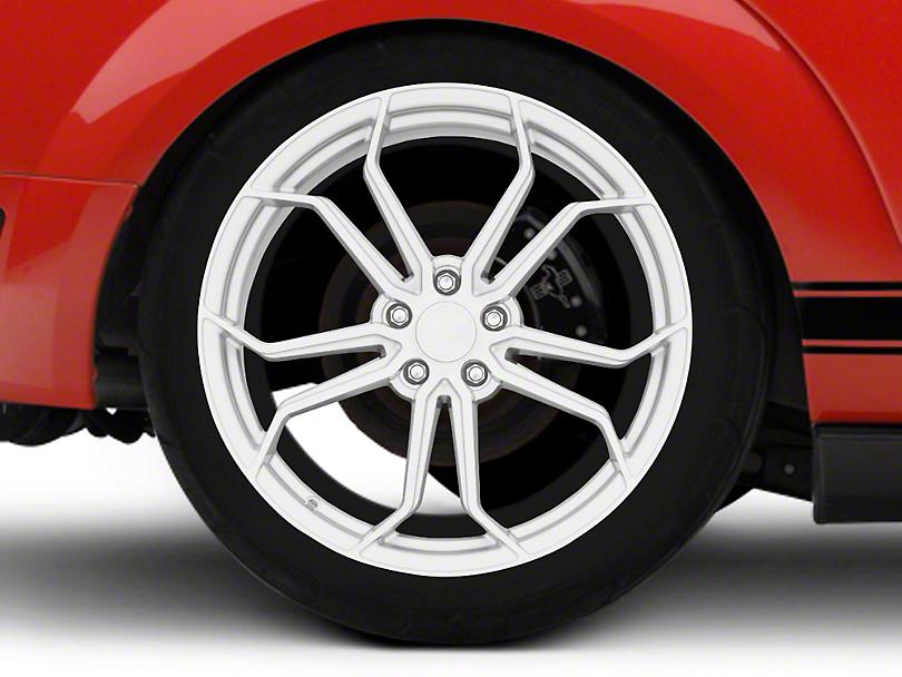 Avant Garde M632 Silver Machined Wheel - 20x10 (05-14 All)