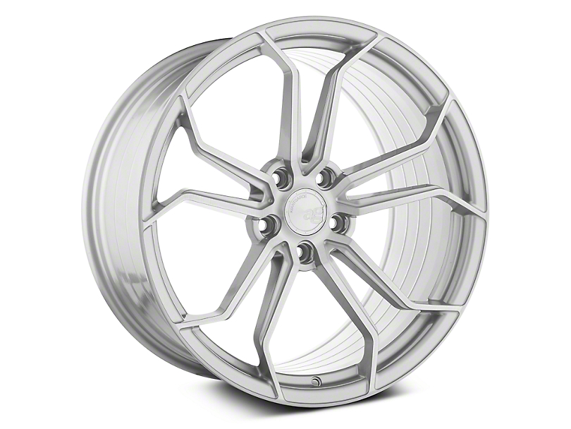 Avant Garde M632 Silver Machined Wheel - 20x10 (15-18 GT, EcoBoost, V6)