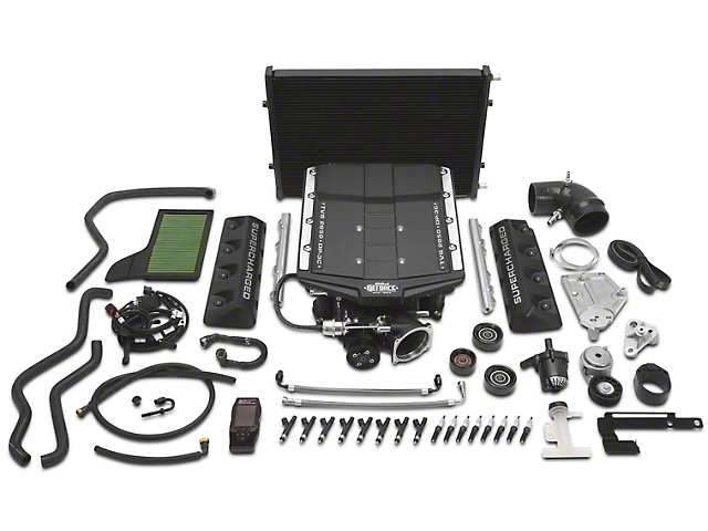 Edelbrock E-Force Stage 1 Street Supercharger Kit (15-17 GT)