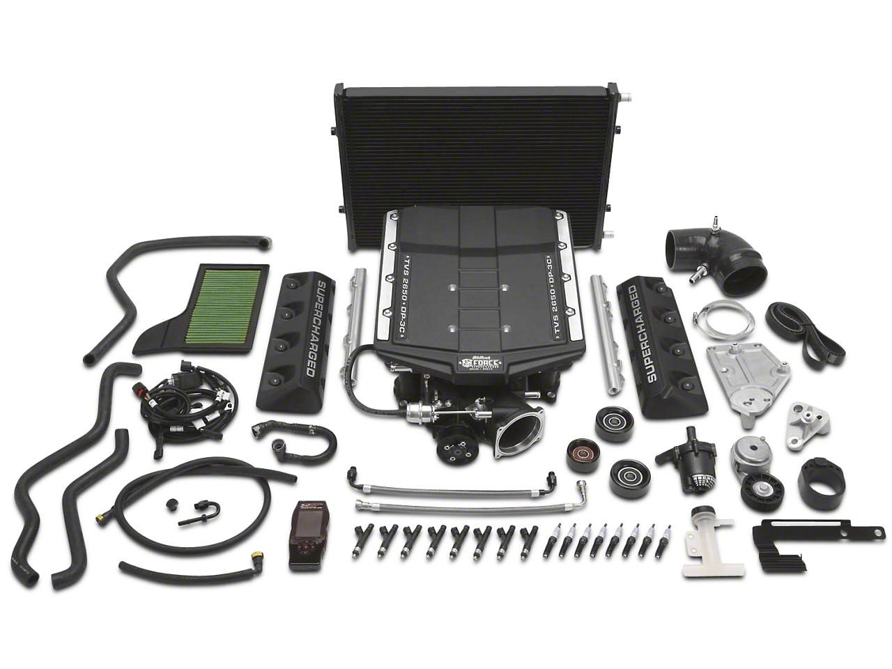 Edelbrock E-Force Stage 1 Street Supercharger Kit (15-17 GT)