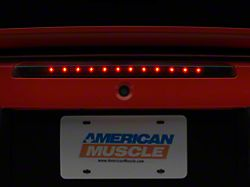 Axial Smoked LED Third Brake Light (99-04 All, Excluding Cobra)