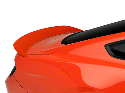 MMD by FOOSE Ducktail Rear Spoiler - Unpainted (15-18 All)