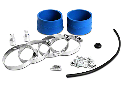 BBK Cold Air Intake Replacement Hardware & Hose Kit (94-95 5.0L)